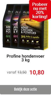 Profine 3 kg 20% korting