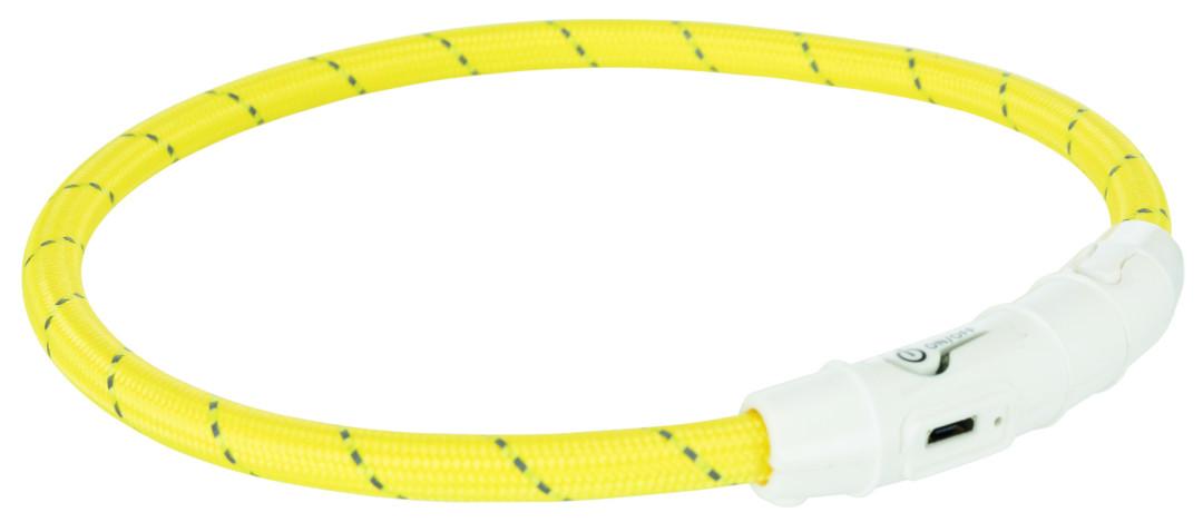 TRIXIE USB Flash lichtgevende buis geel
