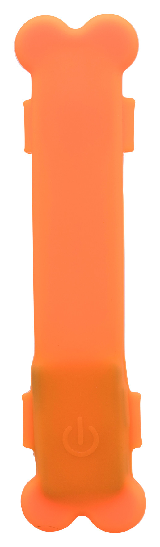 TRIXIE USB Flash lichtgevend bot oranje
