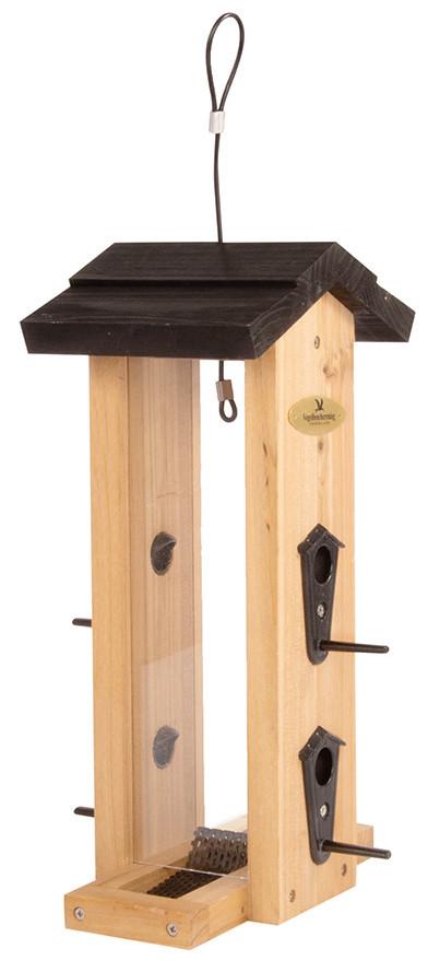 Vogelbescherming Nederland voederhuis Roskilde