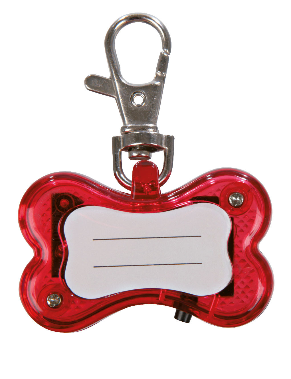 TRIXIE Flasher<br>4,5 x 3 cm rood