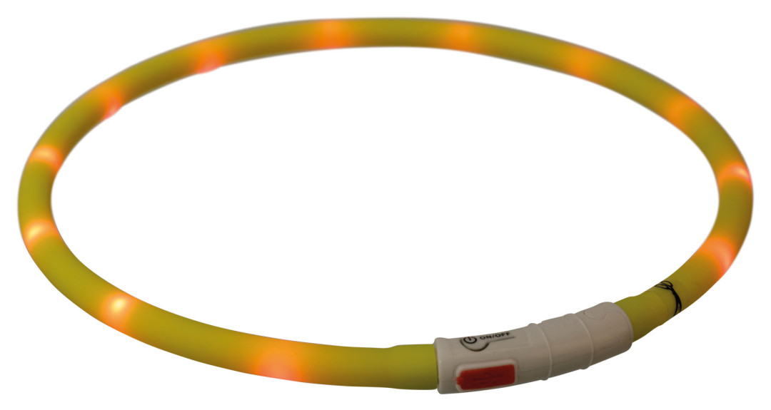 TRIXIE USB Flash lichtgevende band<br>XS–XL