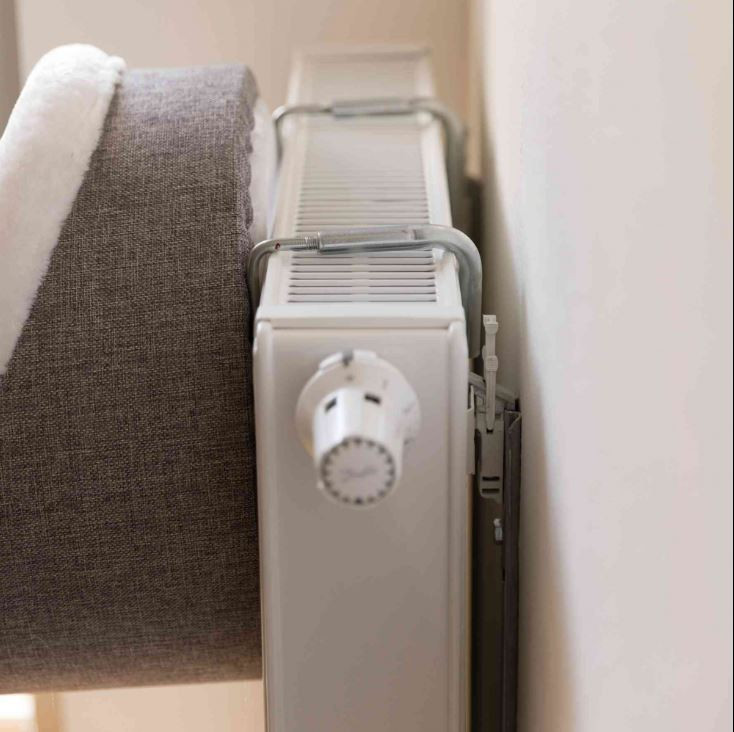 TRIXIE relax- en schuilplaats voor radiatoren
