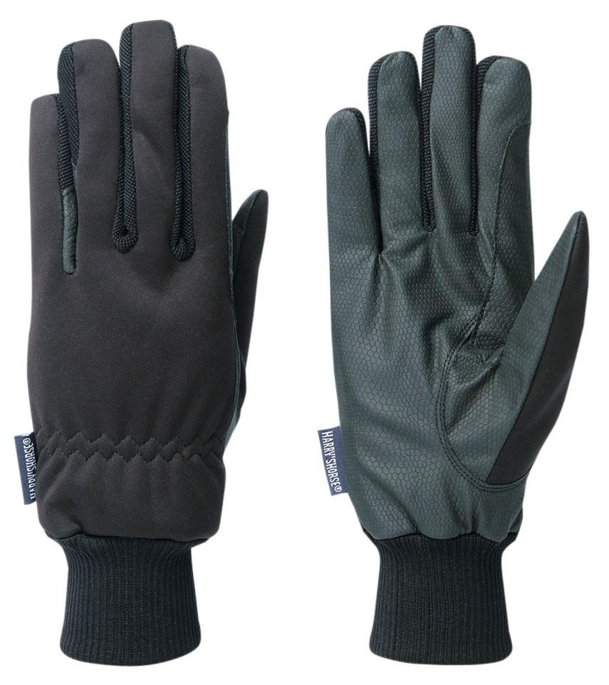 Harry's Horse handschoenen TopGrip Winter zwart