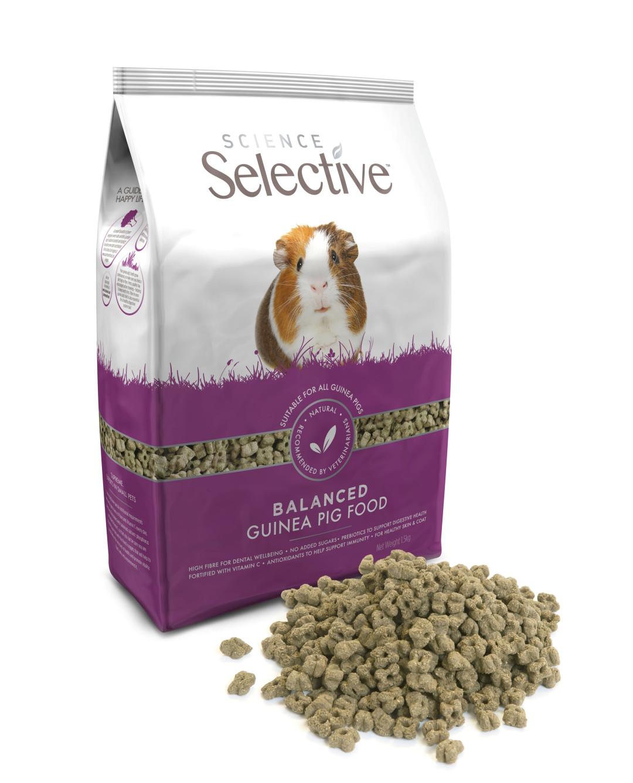 Supreme Science Selective Guinea Pig <br>10 kg