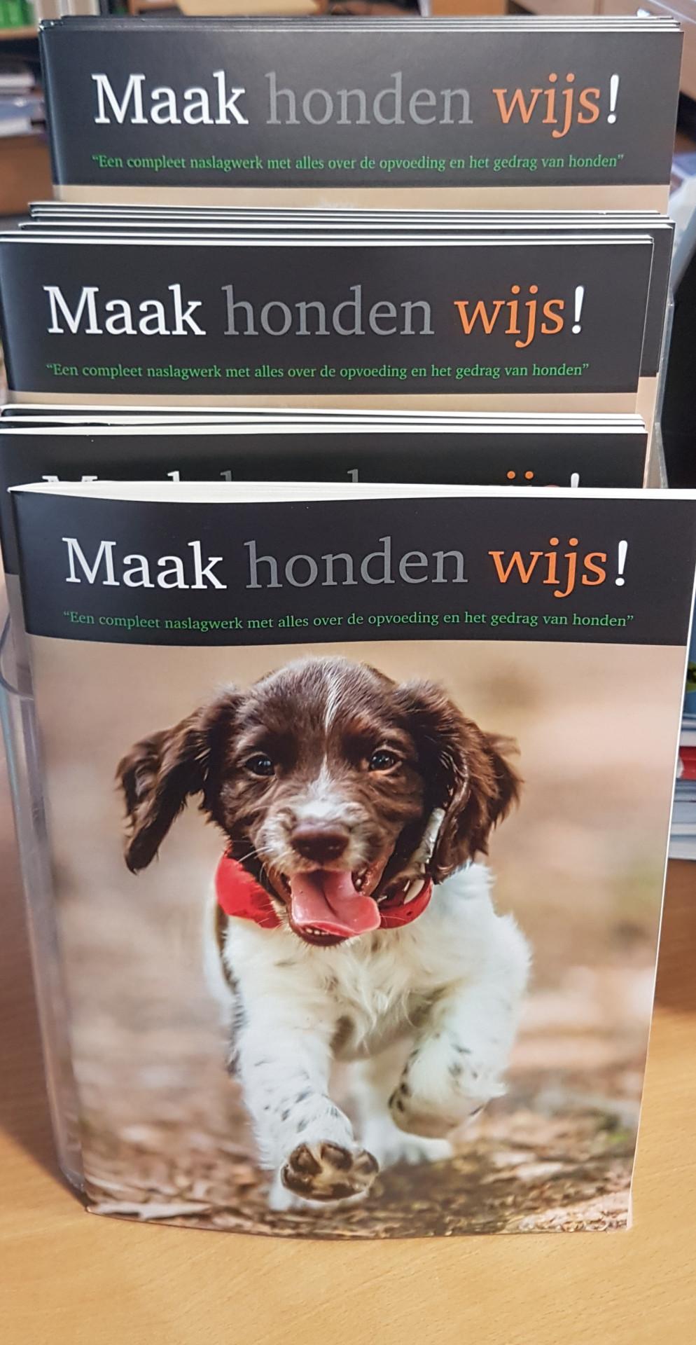 Maak honden wijs! magazine