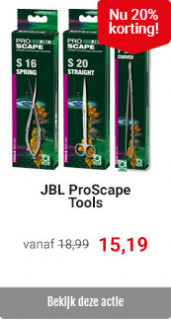 JBL ProScape Tools met 20% korting