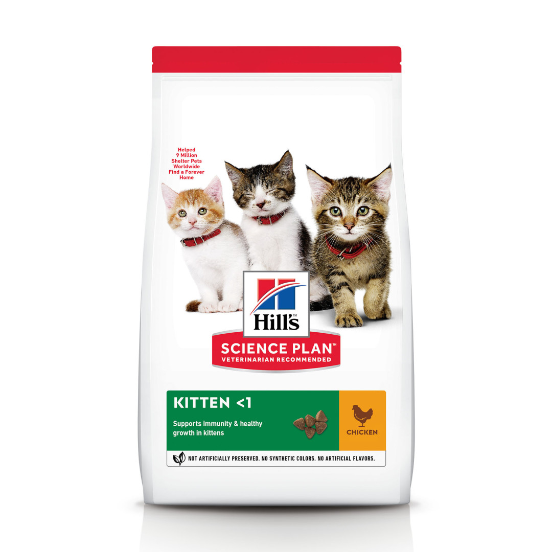 Hill's Science Plan Kitten kip 7 kg
