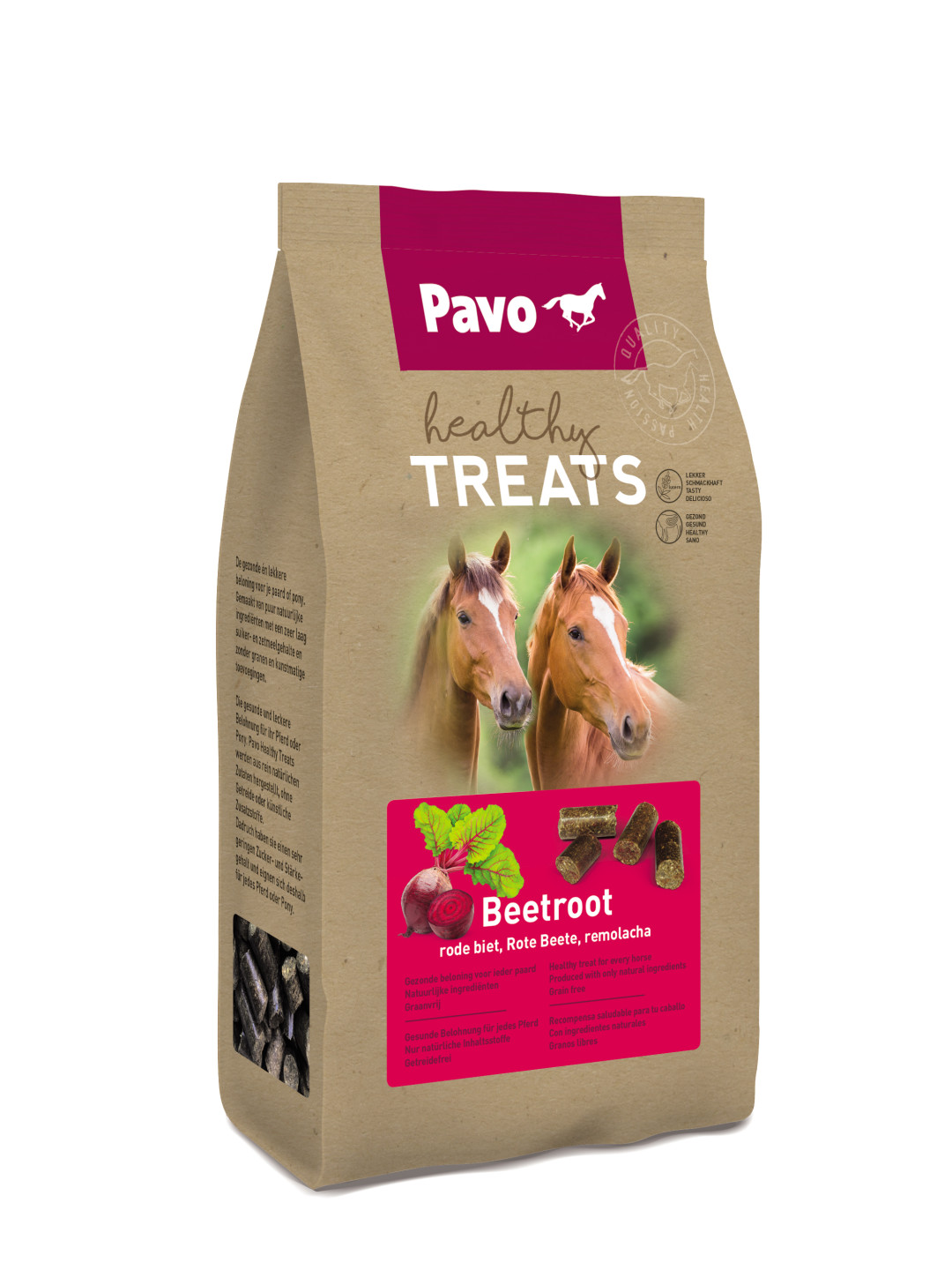 Pavo Healthy Treats Beetroot 1 kg
