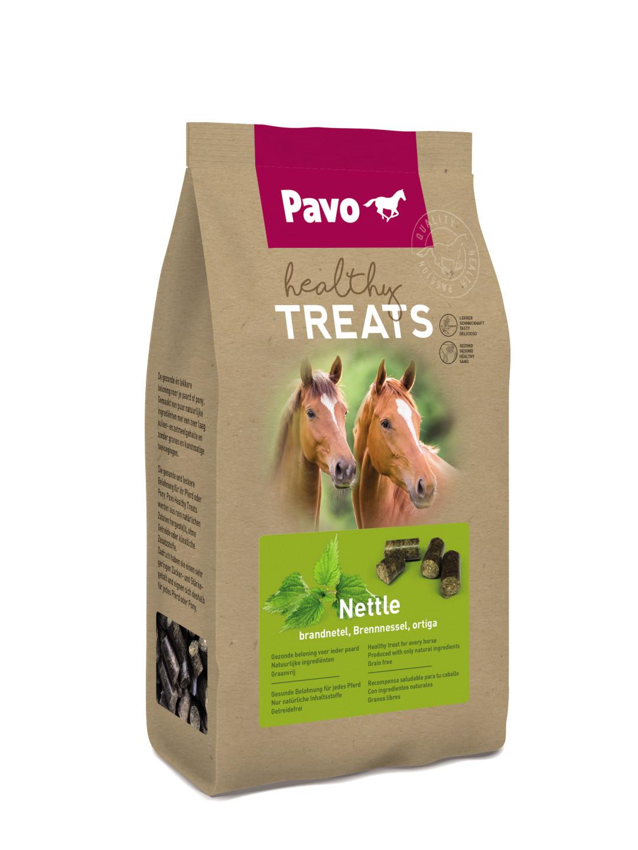 Pavo Healthy Treats Nettle 1 kg