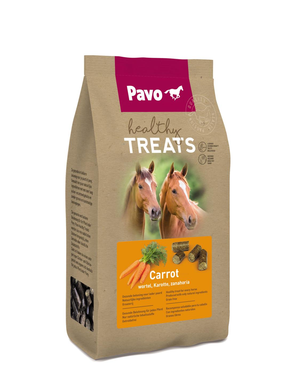 Pavo Healthy Treats Carrot 1 kg