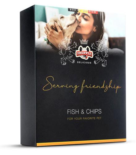 Snuffle Deluxe giftbox fish
