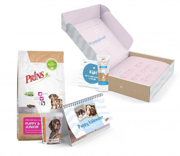 Prins opgroeibox ProCare Mini Puppy & Junior Perfect Start