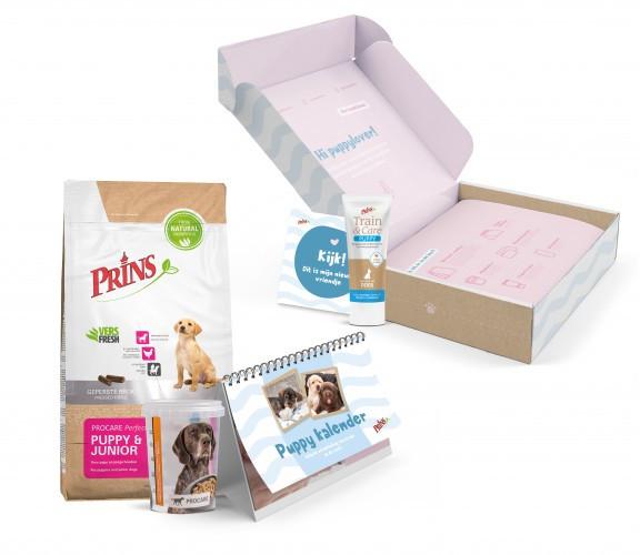 Prins opgroeibox ProCare Puppy & Junior Perfect Start