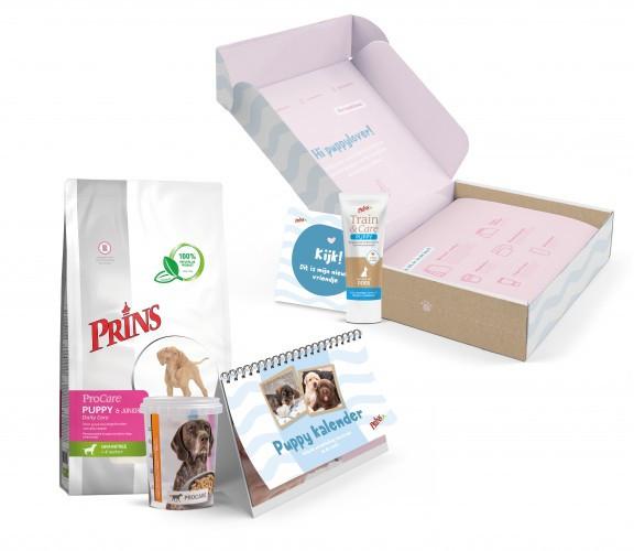 Prins opgroeibox ProCare Grainfree Puppy & Junior Daily Care