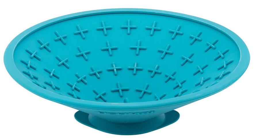 Lickimat Splash turquoise 19 cm