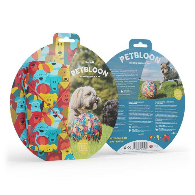 PetBloon hondenballon speelgoed