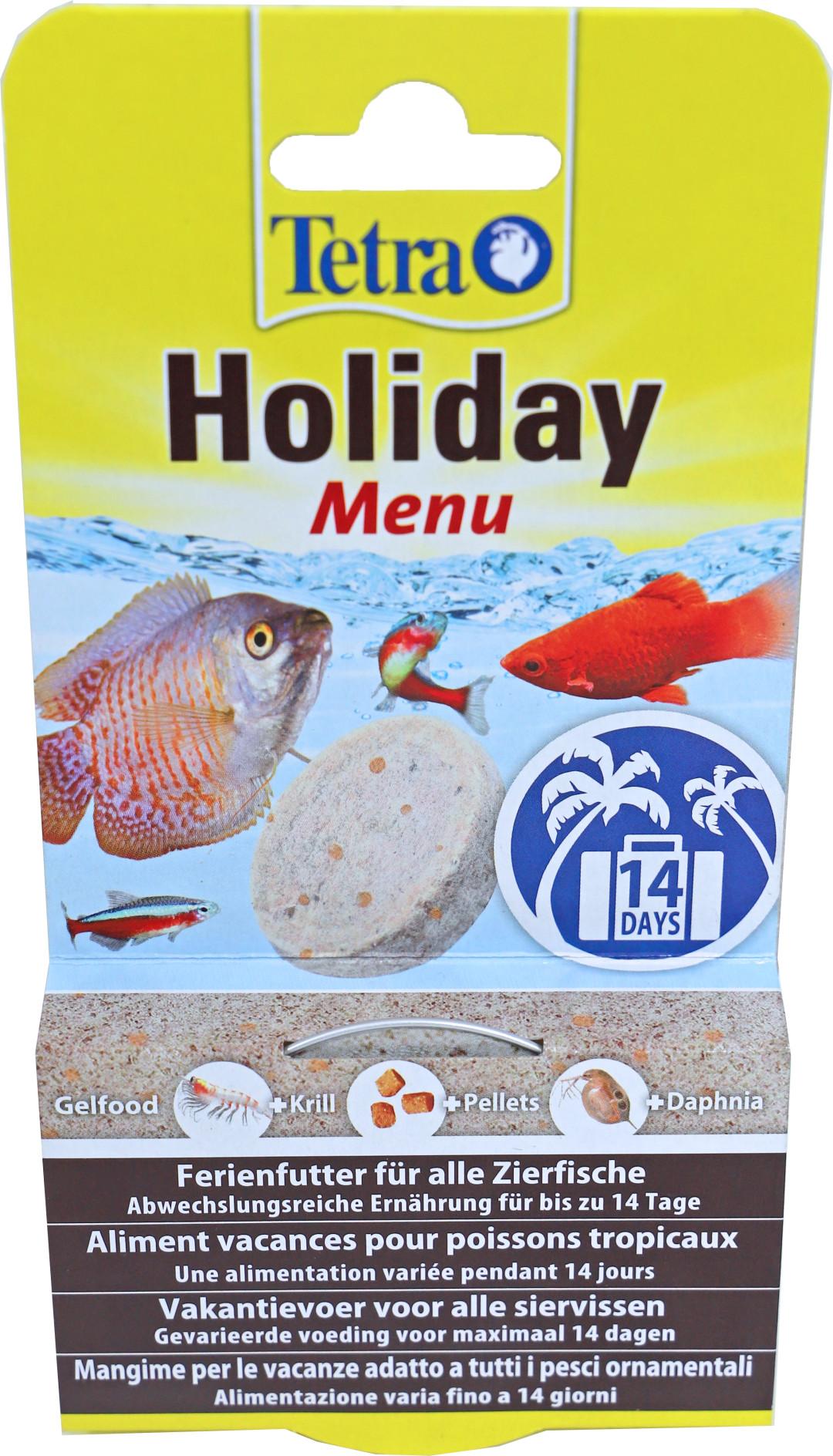 Tetra Min Holiday menu 30 gr