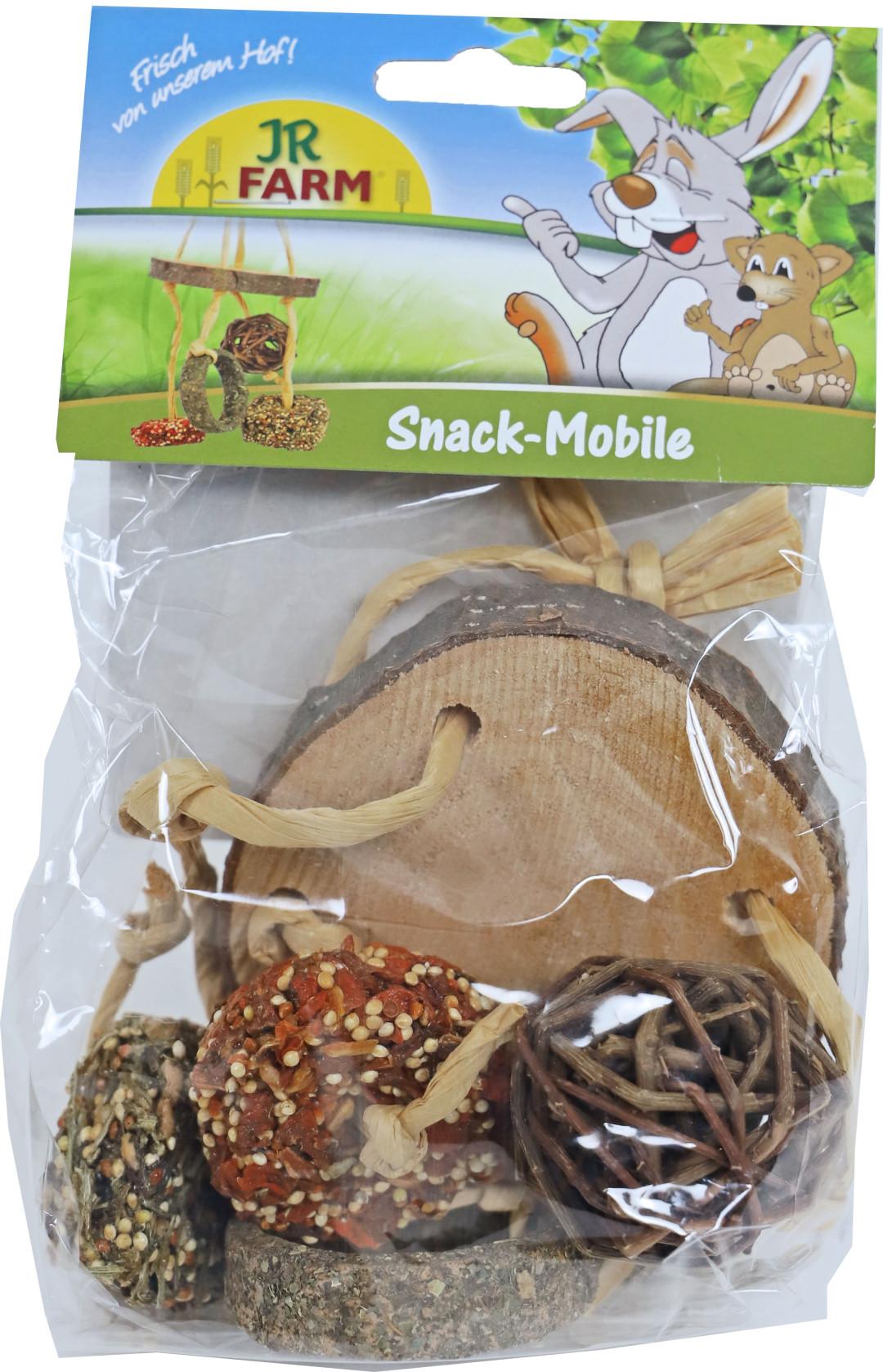 JR Farm knaagdier snack-mobile 100 gr