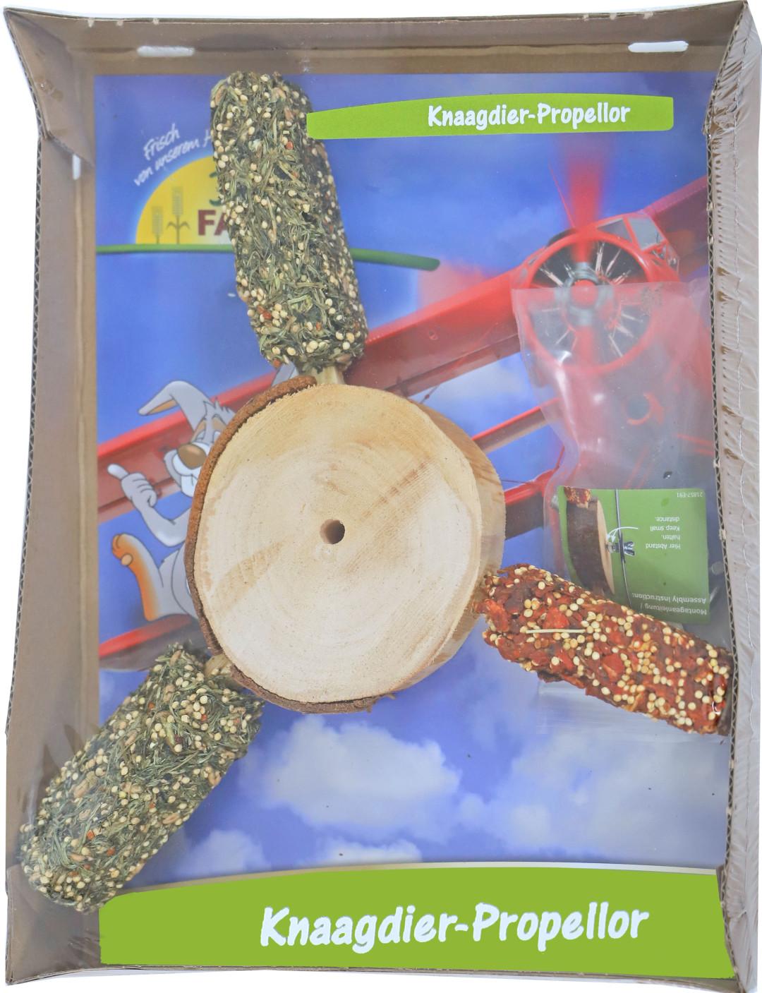 JR Farm knaagdier snack-propellor 200 gr