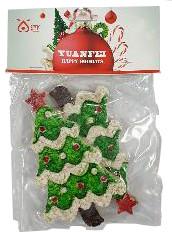 Kerst hondensnack munchy kerstboom