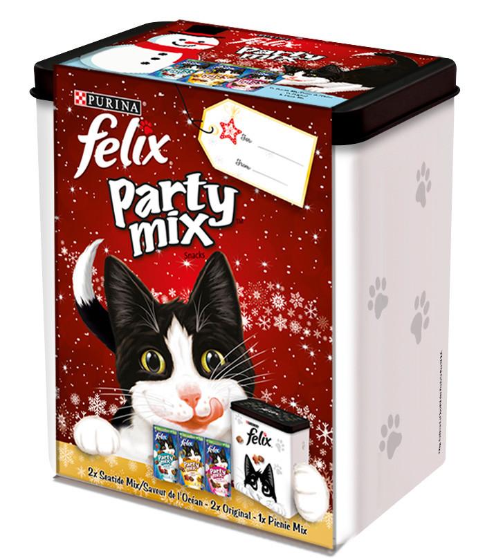Felix Party Mix Seizoens blik