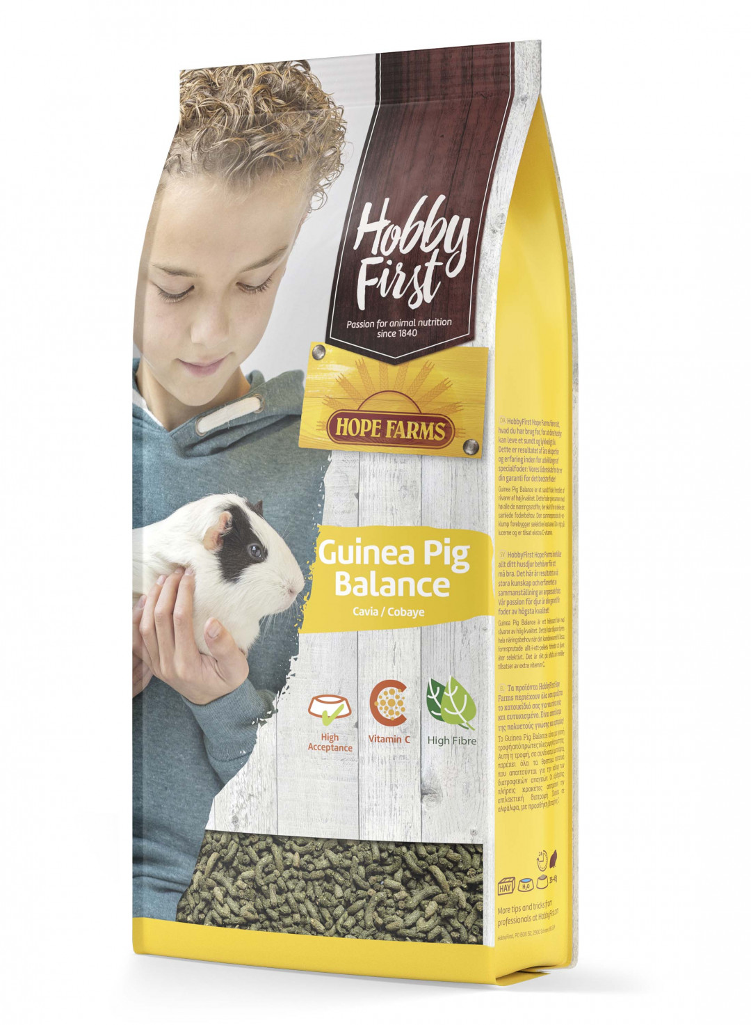 HobbyFirst Hope Farms Guinea Pig Balance<br>1,5 kg