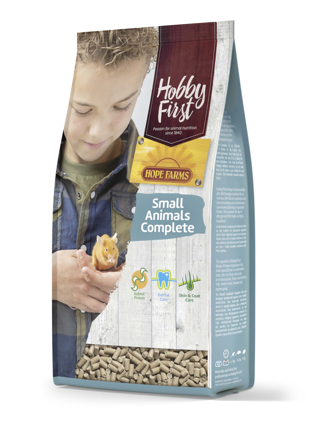 HobbyFirst Hope Farms Small Animals Complete 1,5 kg