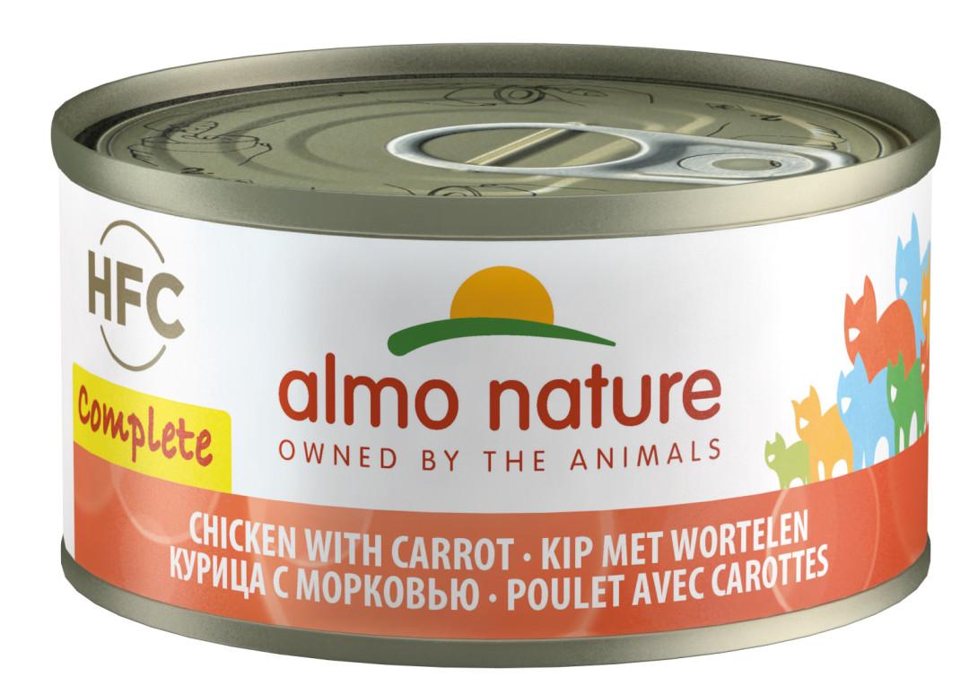 Almo Nature HFC Complete kip en wortel 70 gr