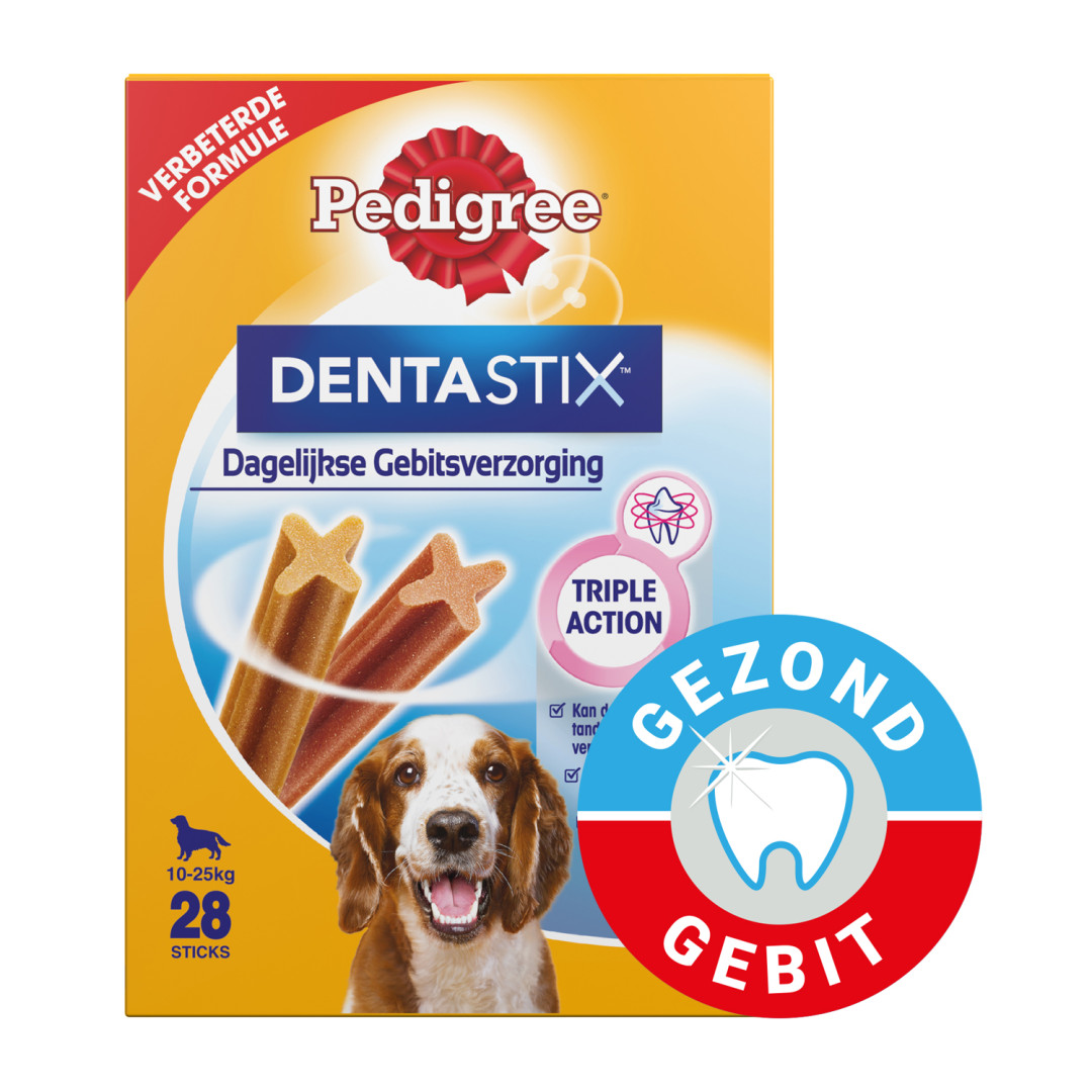 Pedigree Dentastix medium 28 st
