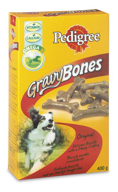 Pedigree Biscrok gravy bones 400 gr