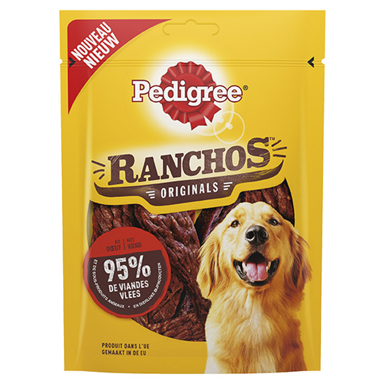 Pedigree Ranchos rund 70 gr