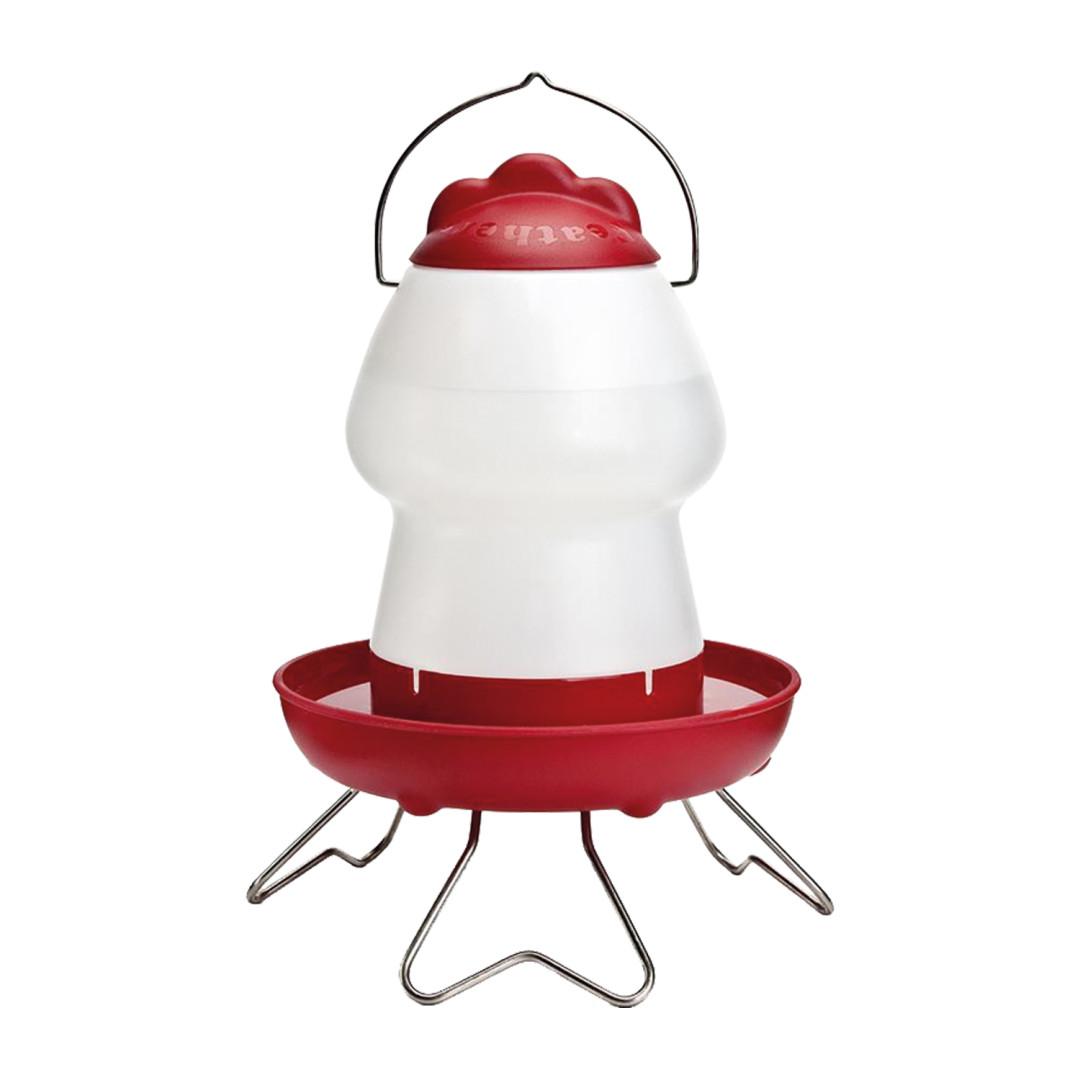 Top-Fill drinktoren voor pluimvee 2 ltr