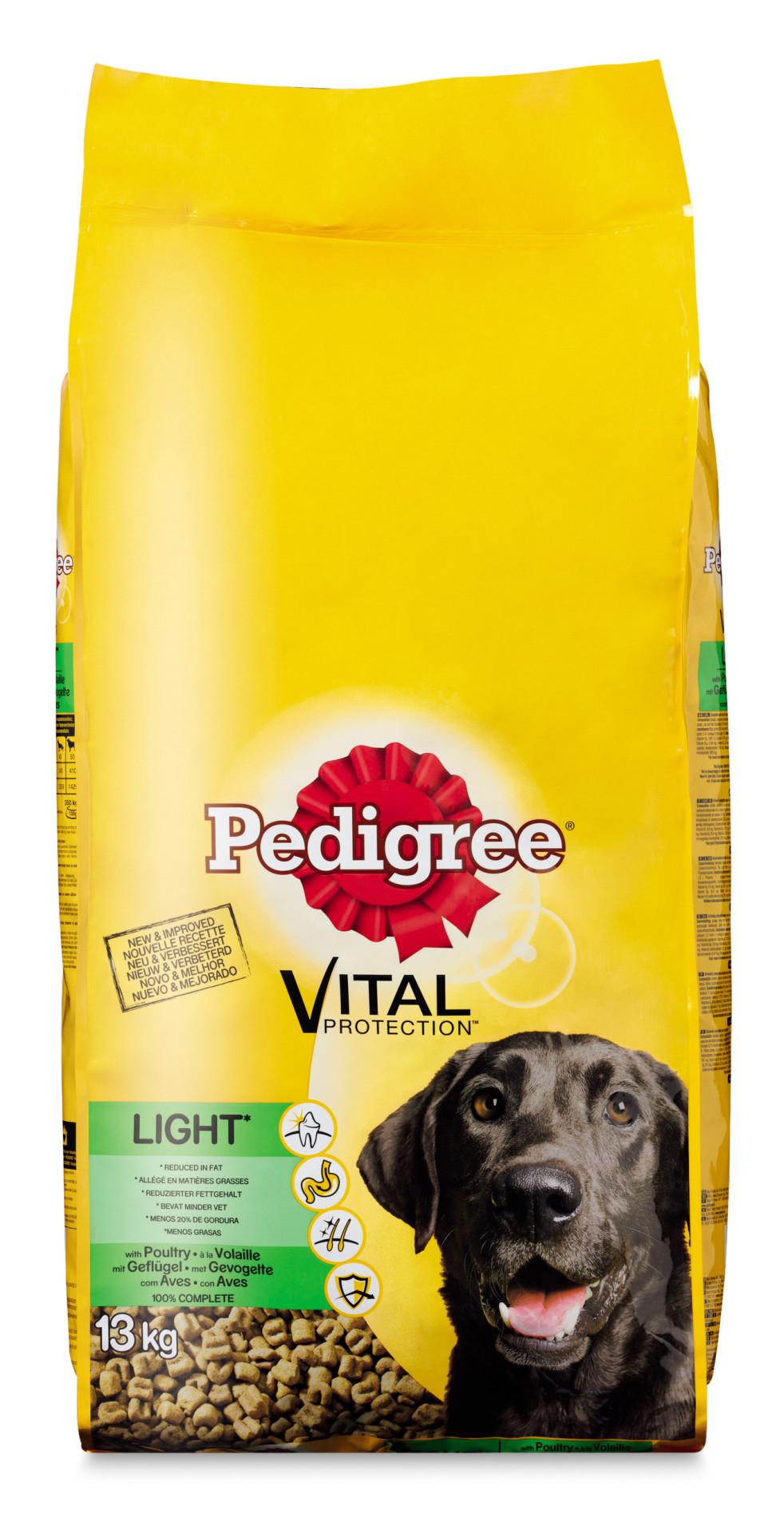 Pedigree hondenvoer Vital Protection Adult Light gevogelte 13 kg