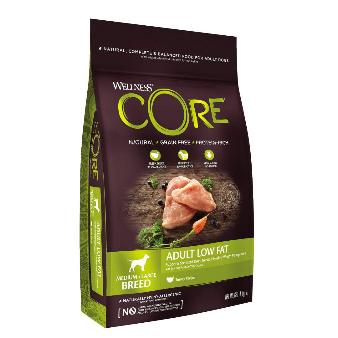 Wellness CORE hondenvoer Healthy Weight 10 kg