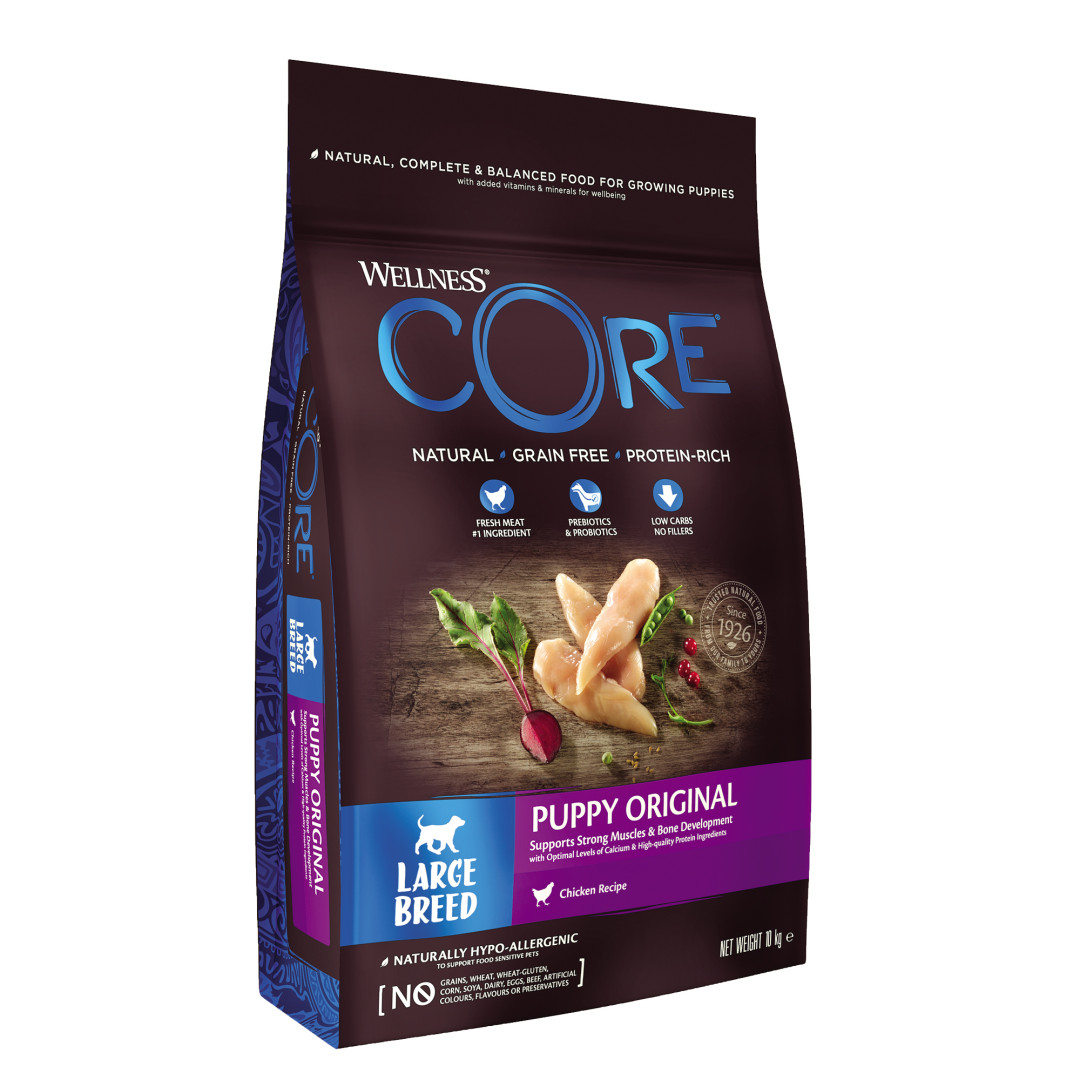 Wellness CORE hondenvoer Large Breed Puppy 10 kg