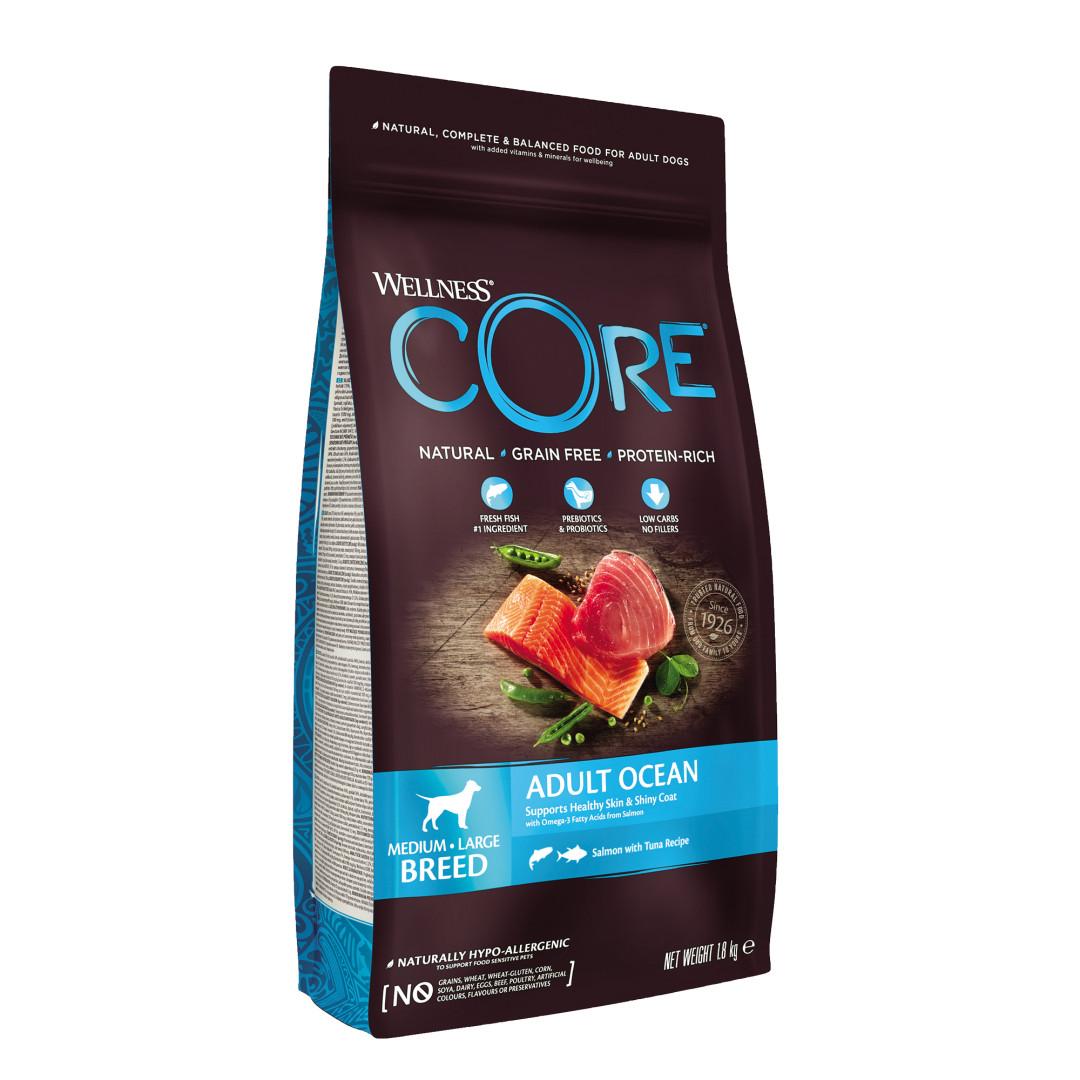 Wellness CORE hondenvoer Ocean <br>1,8 kg