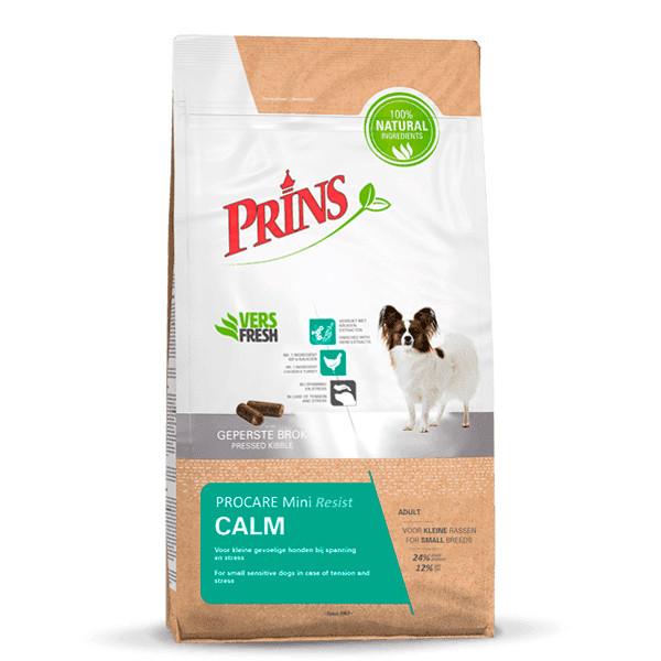 Prins hondenvoer ProCare Mini Resist Calm 3 kg