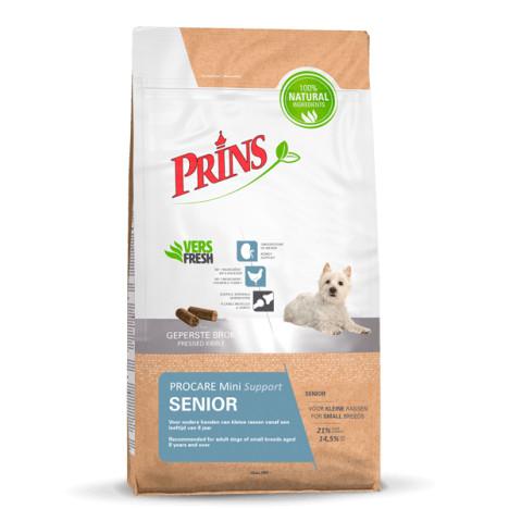 Prins hondenvoer ProCare Mini Senior Support 3 kg