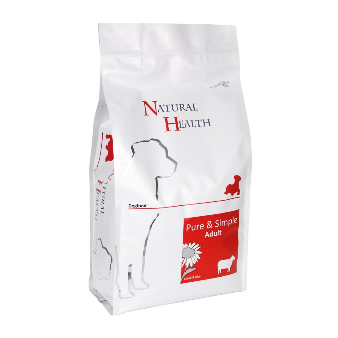 Natural Health Pure & Simple Adult lamb 2 kg