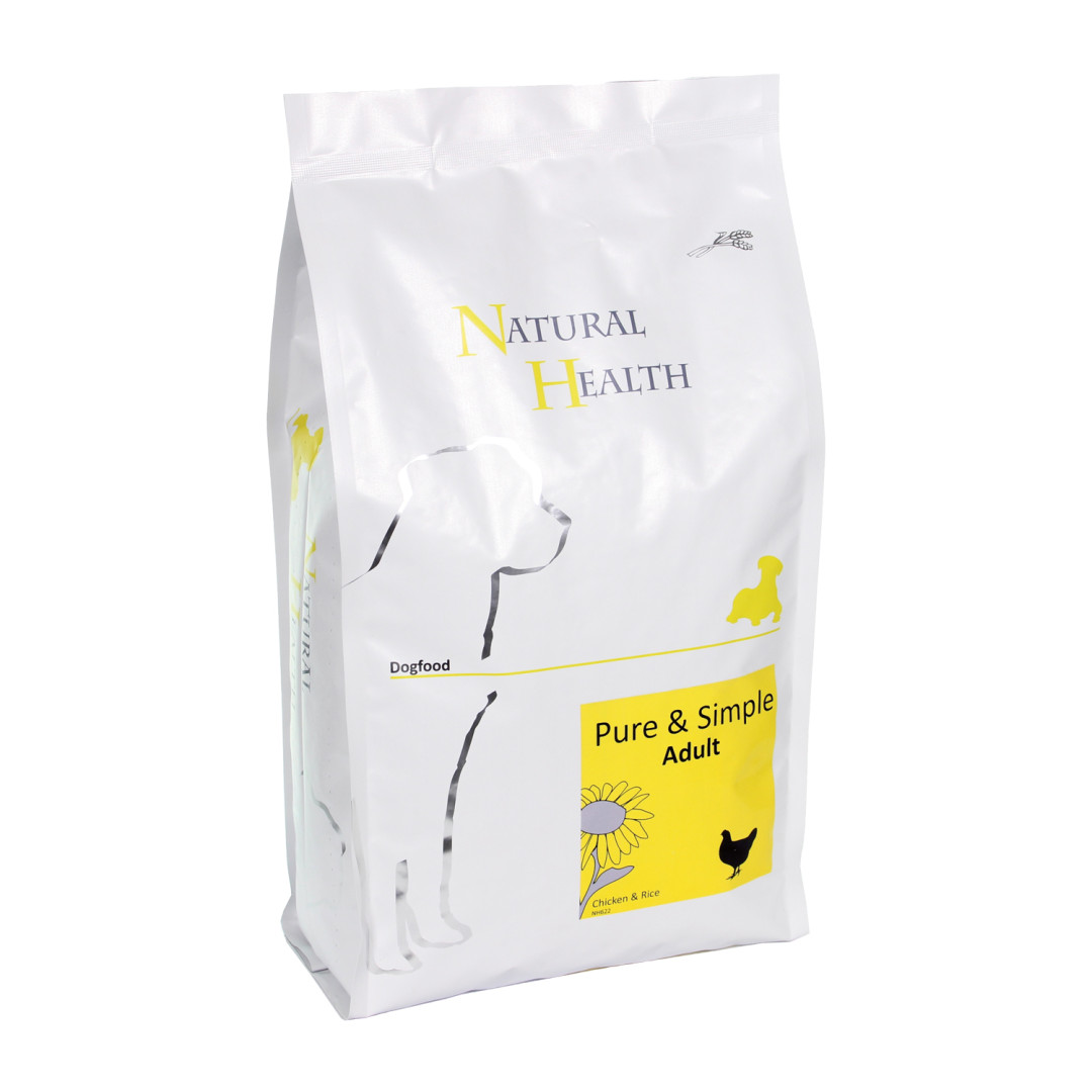 Natural Health Pure & Simple Adult chicken 2 kg