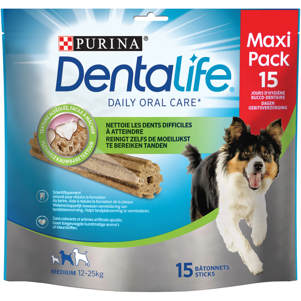Dentalife Medium<br>345 gr