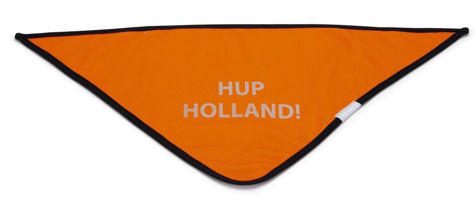 Beeztees Hup Holland bandana oranje