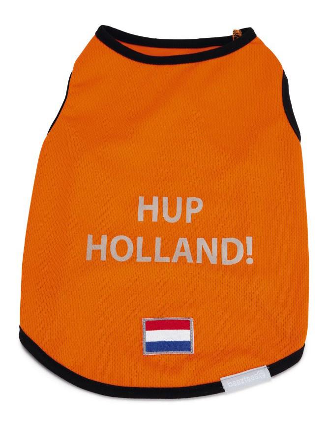 Beeztees Hup Holland shirt oranje