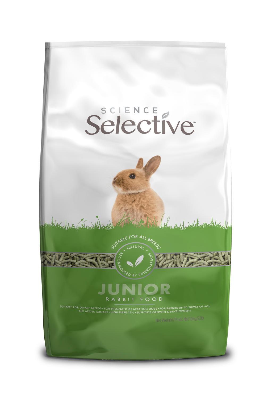 Supreme Science Selective Rabbit Junior 10 kg