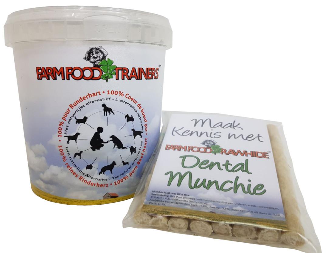 Farm Food Trainers <br>333 gr met munchies