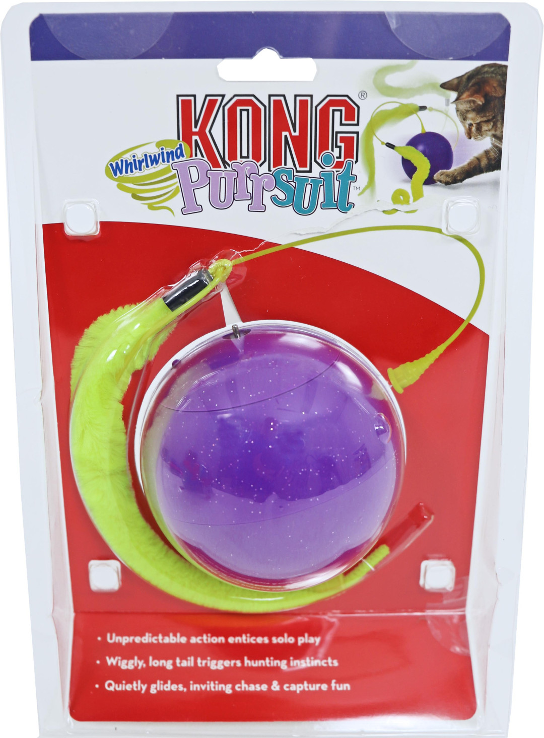 Kong Purrsuit Whirlwind