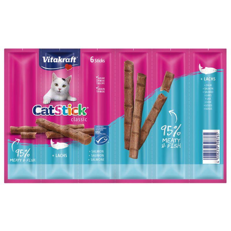 Vitakraft Cat Stick zalm MSC 36 gr