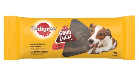 Pedigree Good Chew Small 58 gr