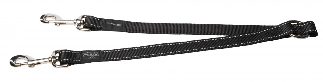 Rogz Beltz Utility Splitter black